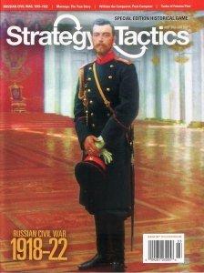 Strategy & Tactics #267 Russian Civil War