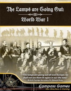 The Lamps are Going Out: World War 1, 2nd Edition
