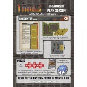 Tanks: Normandy Invasion Organized Play Kit 3