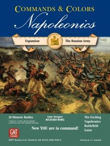 Commands & Colors: Napoleonics Exp.2 Russian Army 3rd Printing
