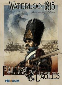 Waterloo 1815: Fallen Eagles (ziplock)