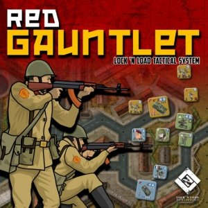 LnLT: Heroes Against the Red Star: Red Gauntlet