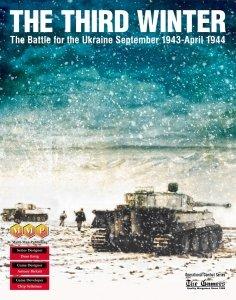 The Third Winter: The Battle for the Ukraine September 1943-April 1944