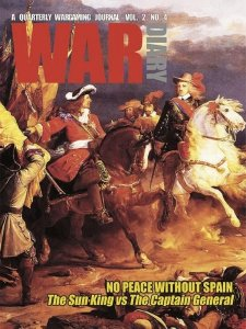 War Diary Magazine Issue #08