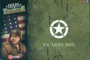 Heroes of Normandie: US Army Box