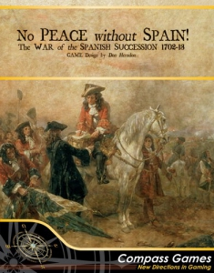 No Peace Without Spain, 2nd edition