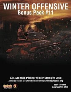 ASL Winter Offensive Bonus Pack 2020 #11