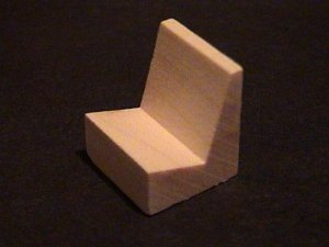 Counter Sleds 1/2x1/2 (14mm) paczka 50 szt.