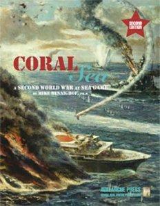 Second World War at Sea Coral Sea Intro Edition