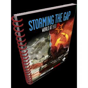 World at War 85 Storming the Gap - Module Rules & Scenario Book