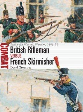 COMBAT 46 British Rifleman vs French Skirmisher