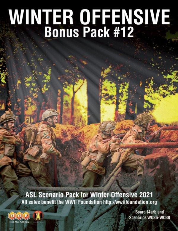 Winter Offensive Bonus Pack #12 (2021)