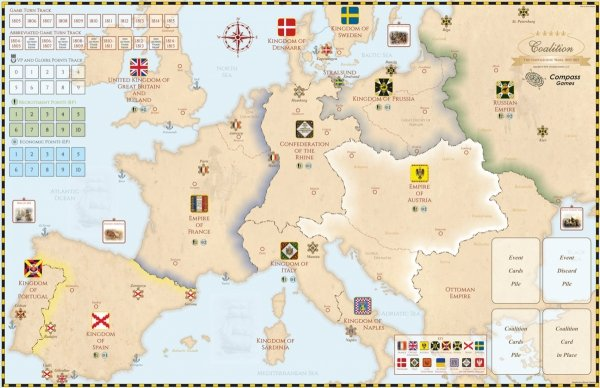 COALITION! The Napoleonic Wars, 1805-1815
