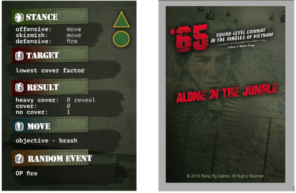 '65: Alone in the Jungle