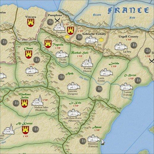 Strategy & Tactics #279 Reconquista