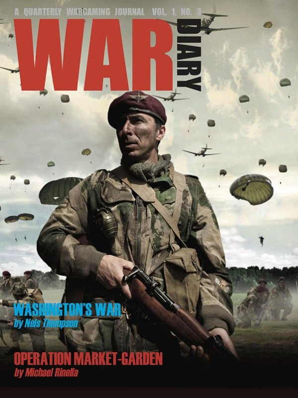 War Diary Magazine Issue #03