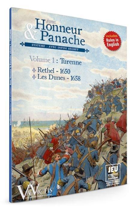 Avec Honneur et Panache vol.1