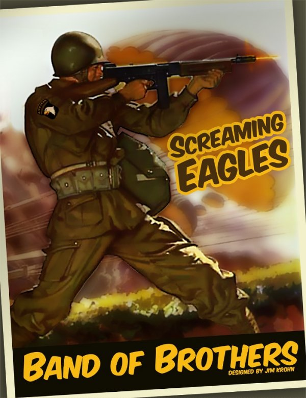 Band of Brothers: Screaming Eagles 2nd Ed.