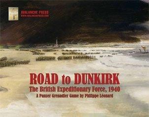 Panzer Grenadier Road to Dunkirk