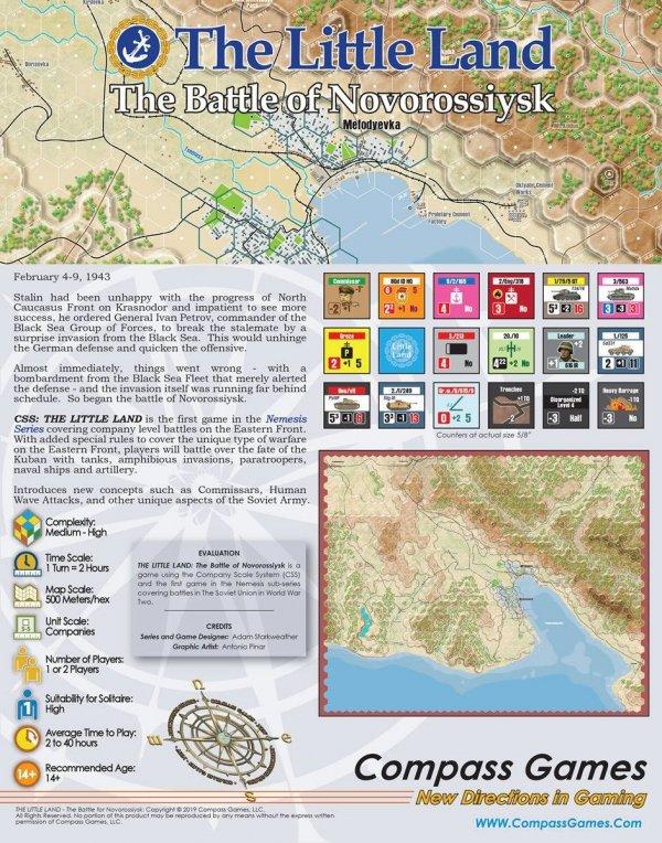 The Little Land: The Battle for Novorossiysk