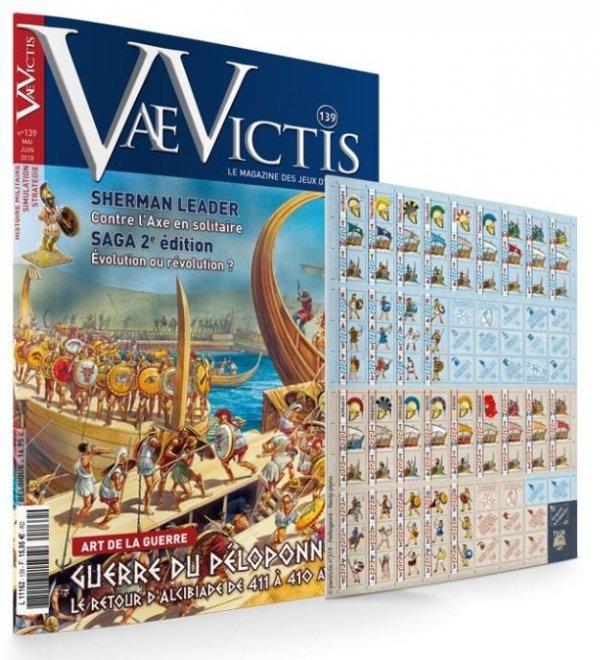 VaeVictis no. 139 Hellespont 411-410 BC