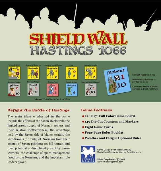 Shield Wall: Hastings 1066