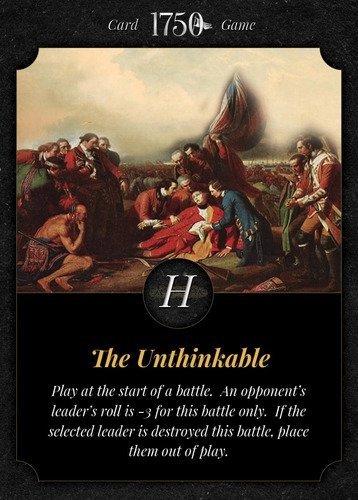1750: Britain vs. France