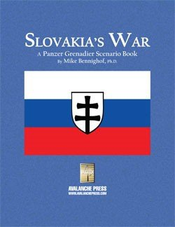 Panzer Grenadier: Slovakia's War