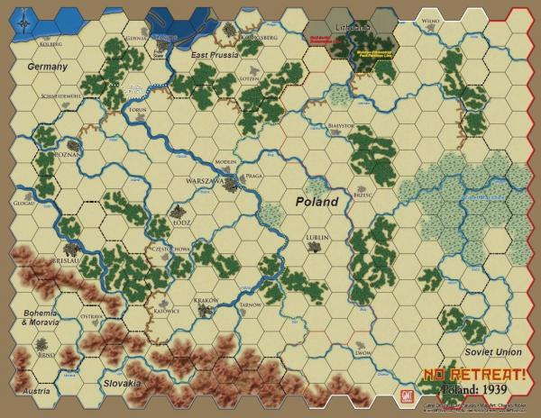No Retreat! Polish & French Fronts