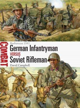 COMBAT 07 German Infantryman vs Soviet Rifleman