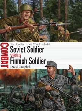 COMBAT 49 Soviet Soldier vs Finnish Soldier