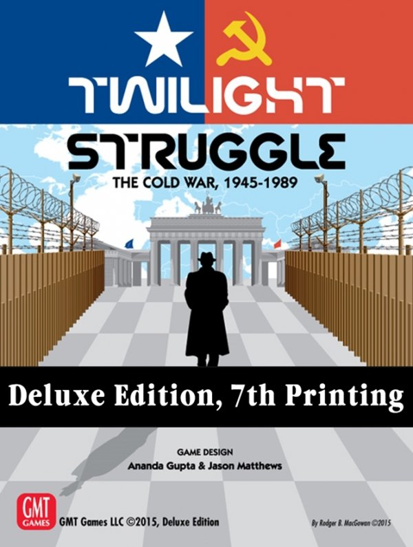 Twilight Struggle (Deluxe Edition, 7th printing)