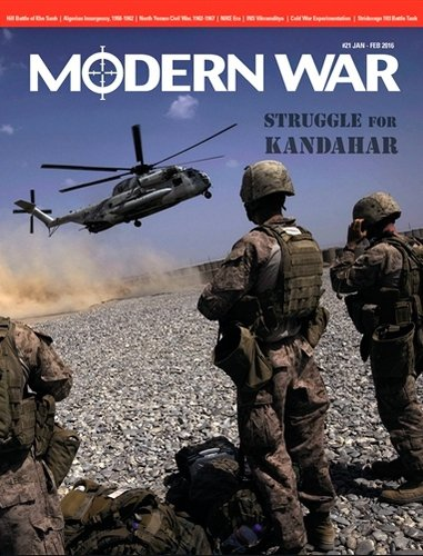 Modern War #21 Kandahar