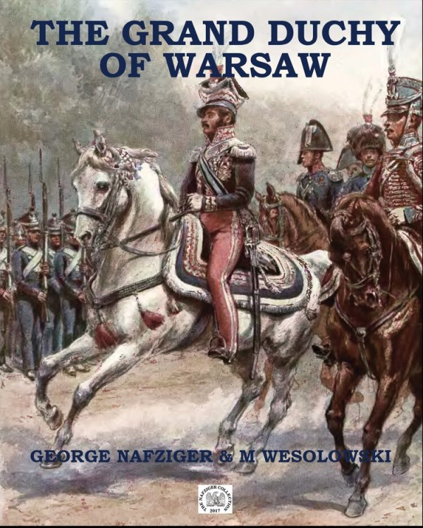 The Grand Duchy of Warsaw Paperback