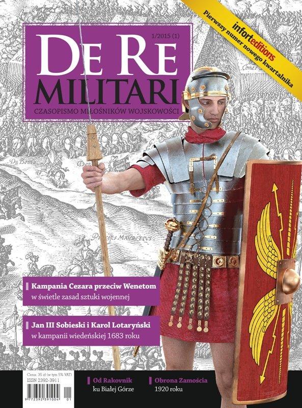 De Re Militari nr 1/2015 (1)