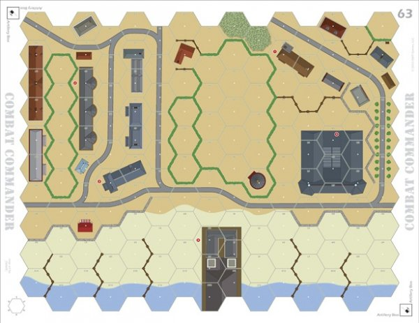 Combat Commander Battle Pack #6: Sea Lion