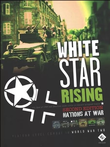 Nations at War: White Star Rising 2nd edition upgraded