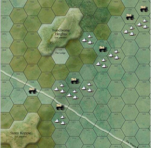 Strategy & Tactics # 314 Last Stand at Isandlwana, 22 January 1879
