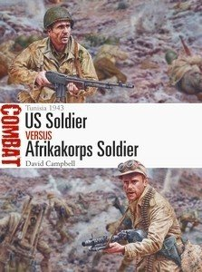 COMBAT 38 US Soldier vs Afrikakorps Soldier