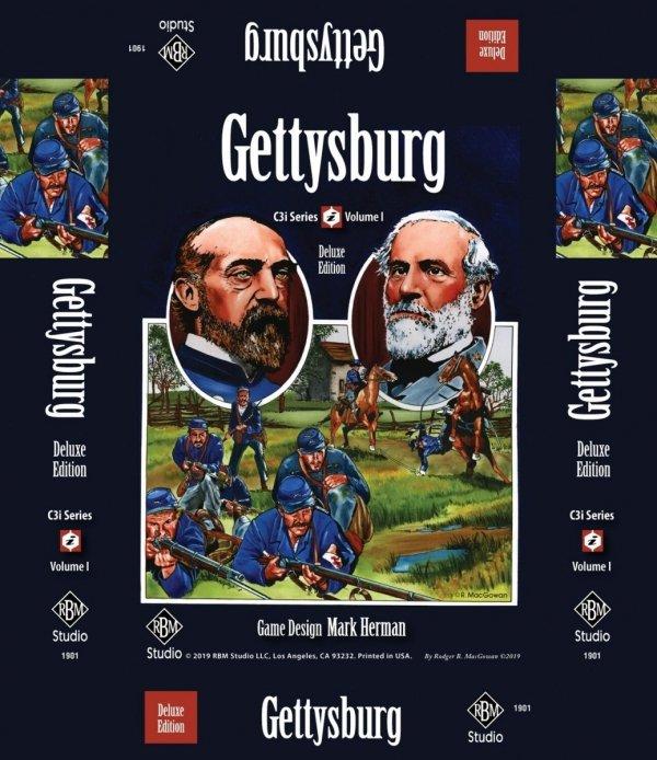 Gettysburg Deluxe Edition (USZKODZONY)