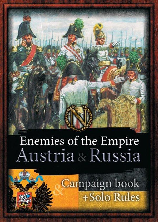 Napoleon Saga: Enemies of the Empire : Austria & Russia