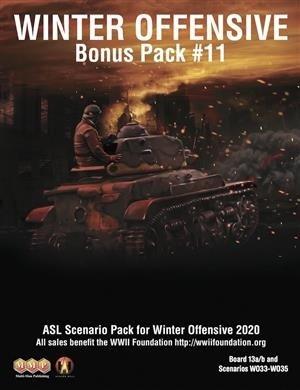 ASL Winter Offensive Bonus Pack 2020 #11