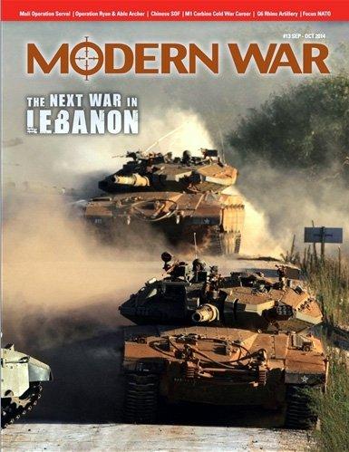 Modern War #13 The Next War in Lebanon