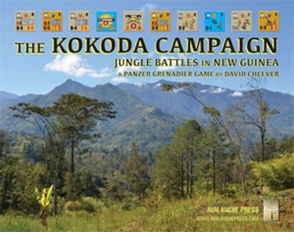 Panzer Grenadier: The Kokoda Campaign