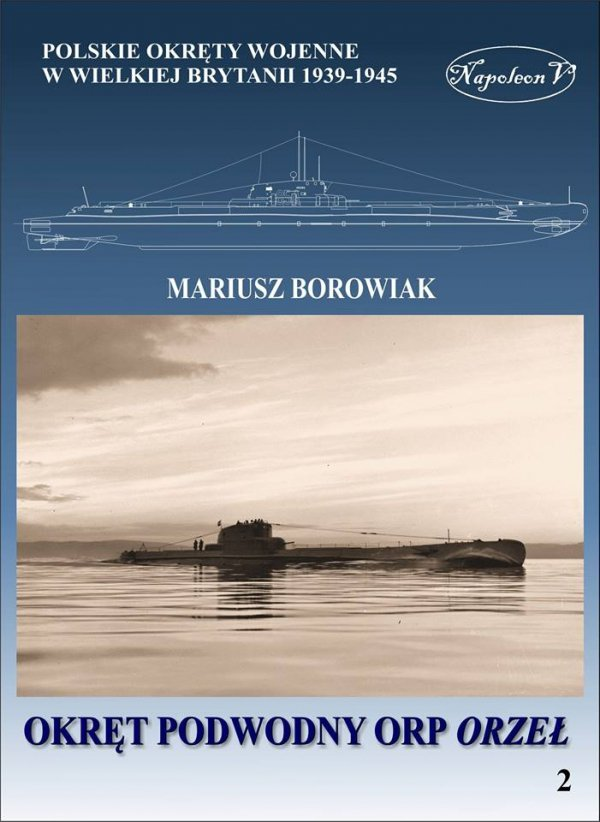 Okręt podwodny ORP Orzeł