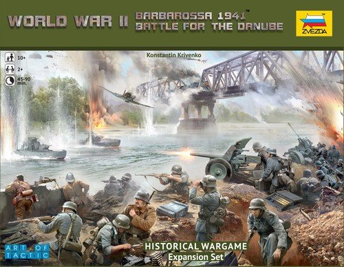 World War II: Barbarossa 1941 - Battle for the Danube Expansion