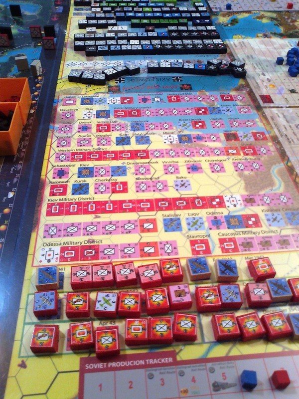Blocks in the East (boxed)