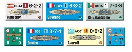 Great War at Sea: Triple Alliance
