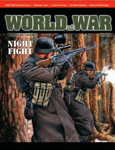 World at War #44 Night Fight