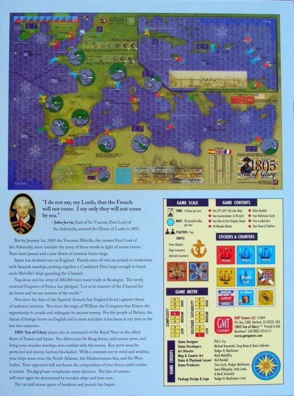 1805: Sea of Glory